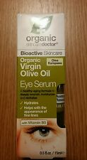 Organic skin care doctor Organic Olive Oil Eye Serum, 0.5oz