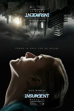 Insurgent , Divergent 2 - original DS movie poster - 27x40 D/S Winslet