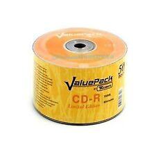 Traxdata Cd-r 80min - Confezione da 50 (g4t)