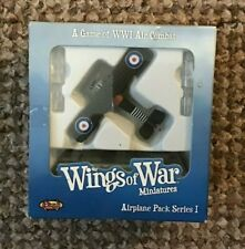 Wings of War - Airplane Pack Series 1 - Sopwith Camel - William Barker - 1:144