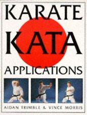 Karate Kata Applications: v. 1 & 2 by Aidan Trimble 9780091809386