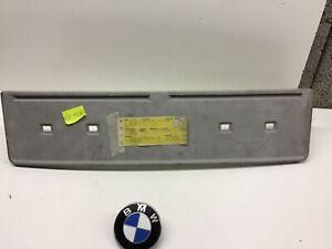 support plaque M tech bmw E31 51112252017