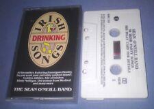 THE SEAN O'NEILL BAND IRISH DRINKING SONGS cassette tape album T5047