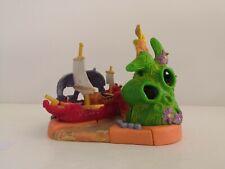 Peter Pan Polly Pocket Bluebird Disney 1997 ile bateau