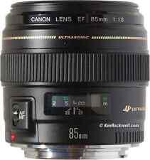 Obiettivi teleobiettivi 85-180 mm a focus Fisso per fotografia e video Canon