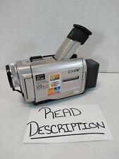 Sony Handycam DCR-TRV8 Mini DV Camcorder READ DESCRIPTION