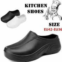 Waterproof Women's Wellies Nursing Nurse Slip Resistant Work Chef Rubber  #
