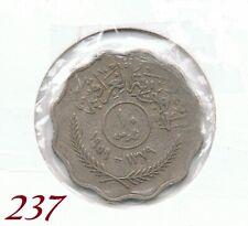 Iraq , Irak 10 Fils 1959 Münze Coin / 237