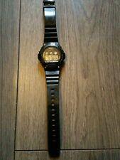 Casio W214HC LED Light Illuminator Sports Digital Alarm Chronograph Wrist Watch