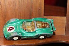 Vintage Tootsietoy Porsche Diecast Race Car #4