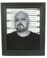 Sons Of Anarchy Screen Used Prop SGT At Arms Mug Shot Photo Arizona  Season 4