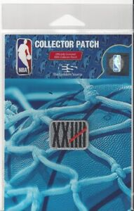 """2021 WNBA 25th Anniversary Gray Patch 1 1/4"""" x 1"""" Sew Iron On Official Logo"""