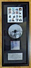 Jon Bon Jovi RIAA Platinum Cassette Music Award Presented to Jim Caparro