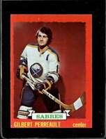 1973-74 TOPPS #70 GILBERT PERREAULT EX SABRES HOF  *X2273