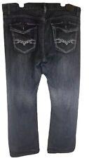 Men's FLYPAPER Jeans Size 36x32 Boot Cut Dark gray pant