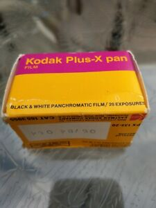 Kodak Plus-X Pan 35mm Film B&W Prints ISO 125 ASA PX 135-20 Exp 6/84 SixForSale