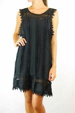Viscose Shift Striped Regular Size Dresses for Women