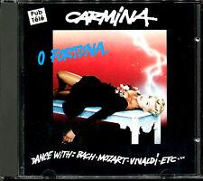 CARMINA - O FORTUNA - CD ALBUM [864]