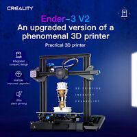 Creality Ender-3 V2 3D-Drucker lautloses Drucken  Nach Stromausfall fortsetzen