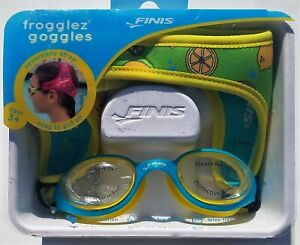 Finis Frogglez Goggles - Lemon Clear