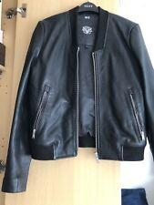 Superdry Ladies Leather Jacket