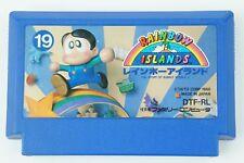 Rainbow Islands NES Taito Nintendo Famicom From Japan