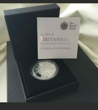 More details for royal mint 2011 britannia silver proof £2 coin 1oz