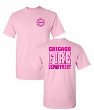 Chicago Fire Department 2-Sided Job Shirt As Seen On TV