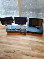 LOT Touch Dynamic 3 Acrobat AIO j1900 touch screen POS 4 printers 1 cash drawer