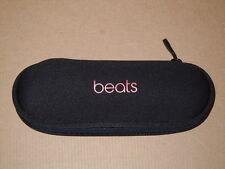 OEM Zipped Soft Oval Carrying Case for Beats PILL 2.0 Speaker by Dr Dre - BLACK