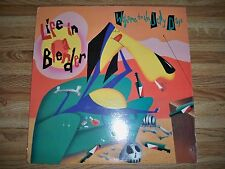 (SEALED) LIFE IN A BLENDER WELCOME TO THE JELLY DAYS VINYL LP RECORD (1988)