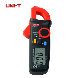 UNI-T UT210A Mini Digital Clamp Meter 2000 Counts MultiMeter LCD backlight auto