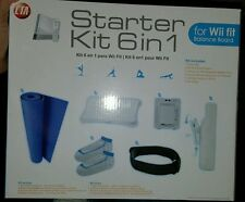 Wii Fit Starter kit 6 in 1