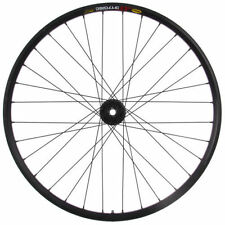 Wheels and Wheelsets for Mountain Bikes