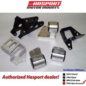 Hasport Mounts K-Series Mount Kit 90-93 for Accord w/ TSX, Accord Trans CBK1-94A