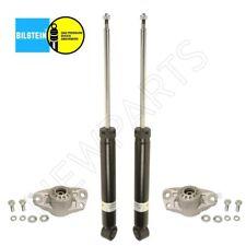 For Volkswagen CC Passat Pair Set of 2 Rear Shock Absorbers w/Mounts Bilstein B4