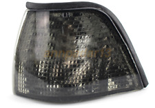 For 92-98 E36 3-SERIES 4DR SEDAN/HATCHBACK EURO CORNER LIGHTS - SMOKE HotA