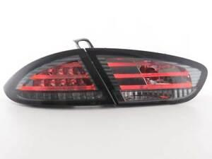 Fanali Fari  LED Seat Leon 1P >09-, nero