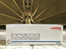 NIB Marklin HO - C Track Truss Bridge - ITEM # 74620