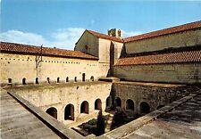 BR13442 Abbaye de Silvacane vue du cloitre et Batiments face Nord Est   france