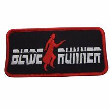 Blade Runner Logo Embroidered Patch