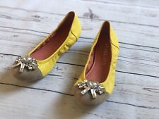 Staccato Flat Shoes Embroidered with stones, Size 3,5 UK  36,5 EU, Brand New