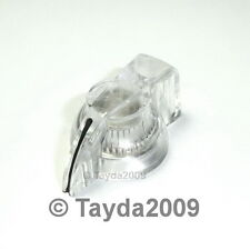 2 x Chicken Head Clear Knob - High Quality - FREE SHIPPING
