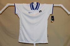DUKE BLUE DEVILS   Nike  Dri-Fit  Ladies POLO SHIRT  Womens  3XL   NwT  wht