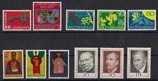 Liechtenstein jaargang 1968 pf.**  L0097