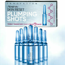 Avon Anew Skin Reset Plumping Shots with Protinol - New & Sealed