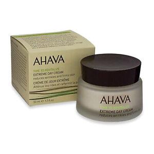 AHAVA Dead Sea Extreme Day Cream, Time to Revitalize, 1.7 oz.