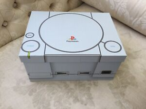 playstation box only