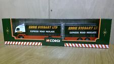 Corgi 59516 diecast Eddie Stobart Ltd Volvo SWB with close couple Trailer