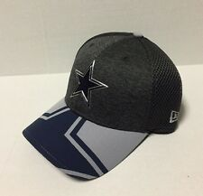 NFL Dallas Cowboys 2017 New Era Men's Graphite Spotlight Hat, L/XL